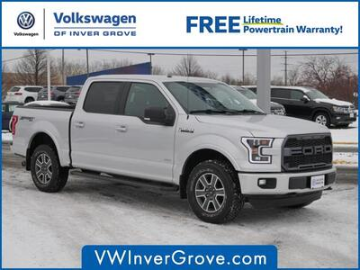 2016_Ford_F-150_XLT_ Inver Grove Heights MN
