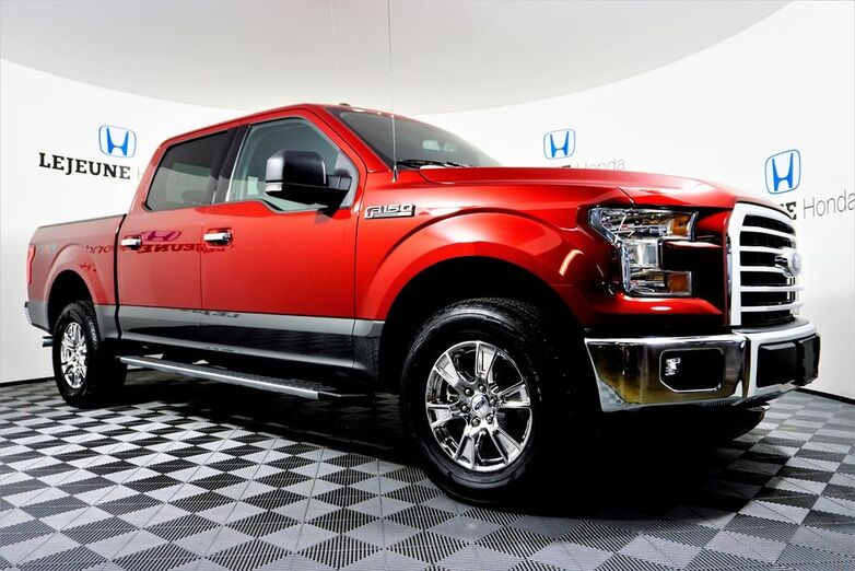 2016 Ford F-150 XLT Jacksonville NC
