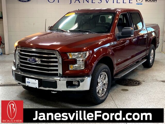 2016 Ford F-150 XLT Janesville WI
