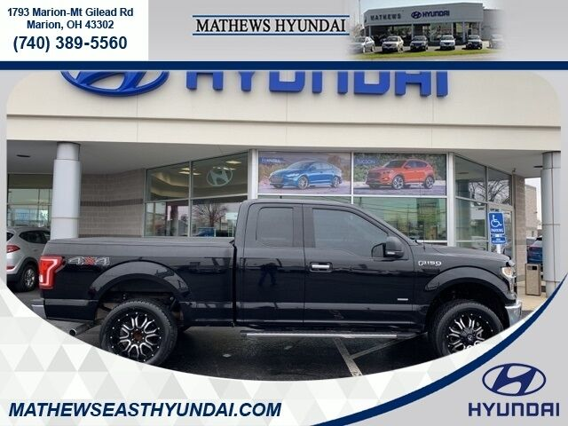 2016 Ford F-150 XLT Marion OH