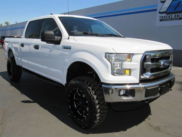 2016 Ford F150 Lifted >> 2016 Ford F 150 Xlt