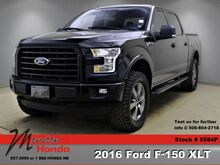 2016_Ford_F-150_XLT_ Moncton NB