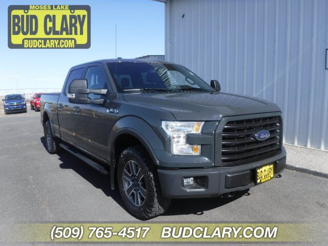 2016 Ford F-150 XLT Moses Lake WA