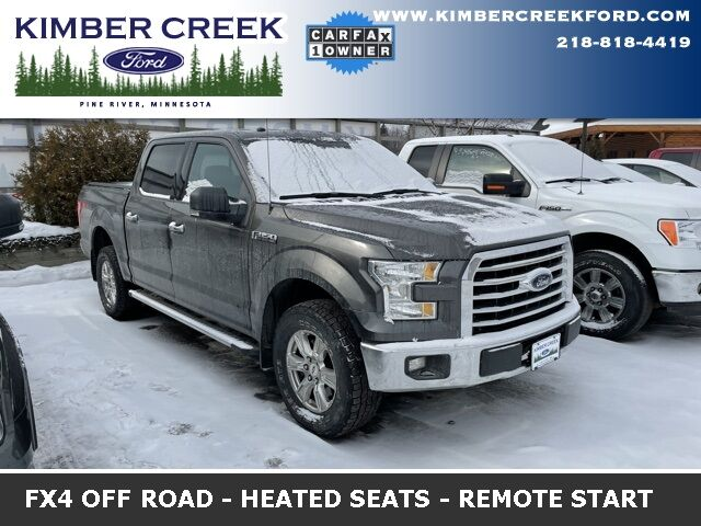 2016 Ford F-150 XLT Pine River MN