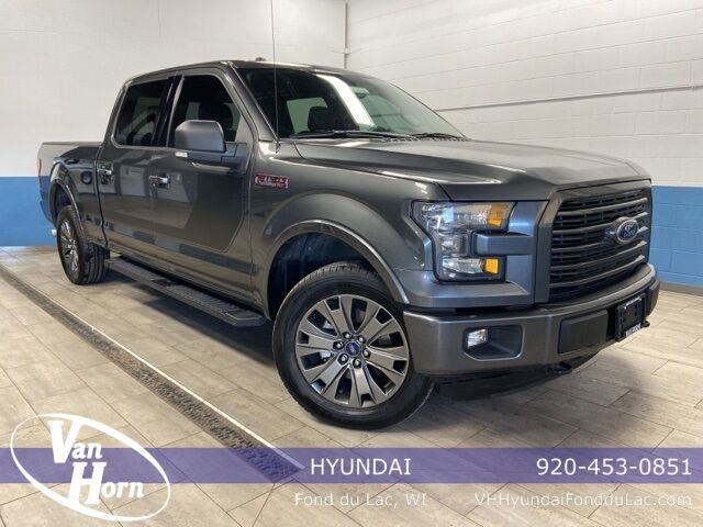2016 Ford F-150 XLT Plymouth WI