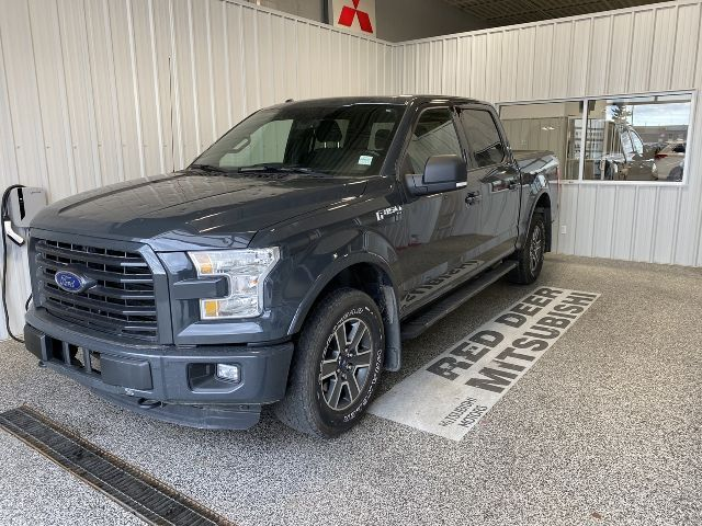 2016 Ford F-150 XLT Red Deer County AB
