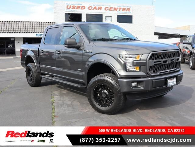 2016 Ford F-150 XLT Redlands CA