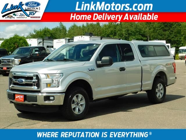 2016 Ford F-150 XLT Rice Lake WI