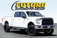 2016_Ford_F-150_XLT_ Roseville CA