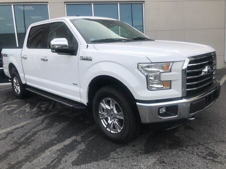 2016_Ford_F-150_XLT SUPERCREW ** 4X4 ** NAVIGATION ** ONE OWNER **_ Salisbury MD