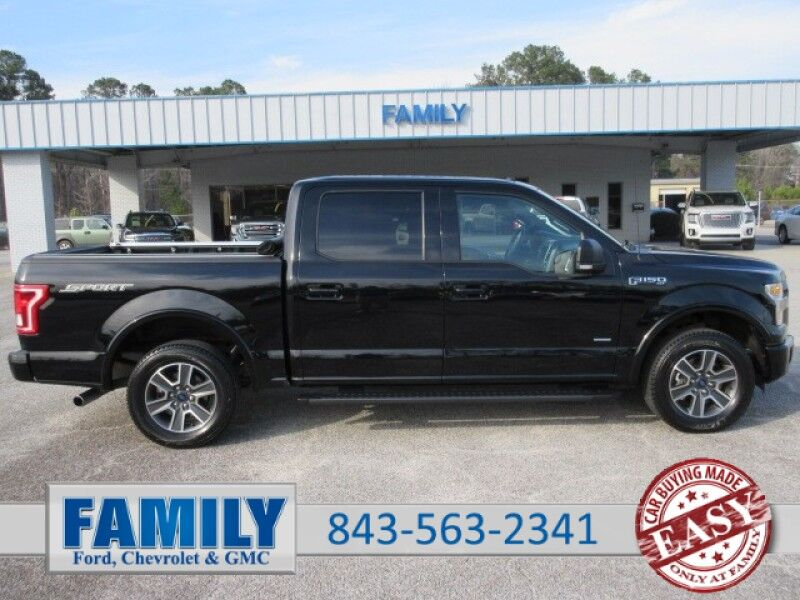 2016 Ford F-150 XLT Saint George SC