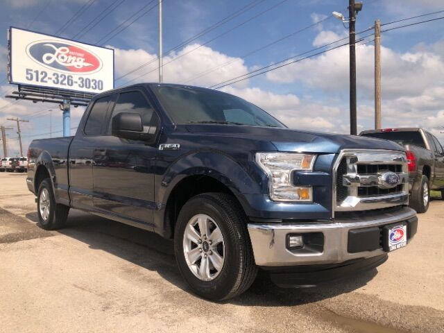 2016 Ford F-150 XLT SuperCab 6.5-ft. 2WD Georgetown TX