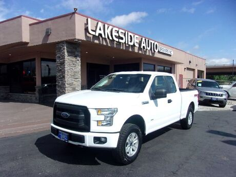2016 Ford F-150 XLT SuperCab 6.5-ft. Bed 4WD Colorado Springs CO