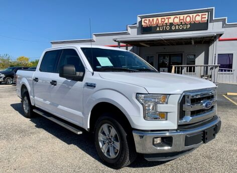 2016 Ford F-150 XLT SuperCrew 5.5-ft. Bed 2WD Houston TX