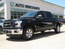 2016_Ford_F-150_XLT SuperCrew 5.5-ft. Bed 4WD CLOTH SEATS, BACKUP CAMERA, MULTI DRIVABILITY, BLUETOOTH CONNECTIVITY_ Plano TX