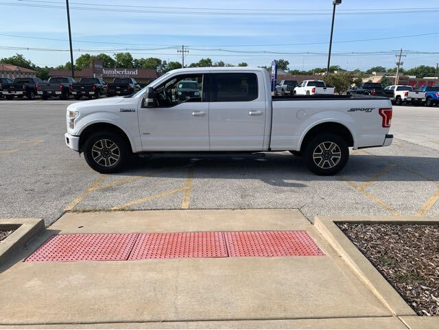 2016 Ford F-150 XLT SuperCrew 5.5-ft. Bed 4WD Jacksonville IL
