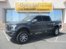 2016_Ford_F-150_XLT SuperCrew 5.5-ft. Bed 4WD_ Las Vegas NV