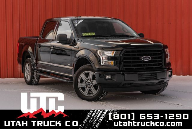 2016 Ford F-150 XLT SuperCrew 5.5-ft. Bed 4WD Lehi UT