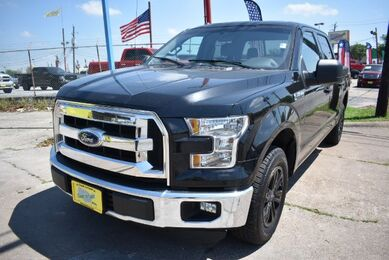 Ford F-150 XLT SuperCrew 6.5-ft. Bed 2WD 2016