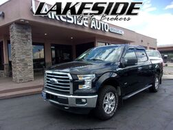 2016_Ford_F-150_XLT SuperCrew 6.5-ft. Bed 4WD_ Colorado Springs CO