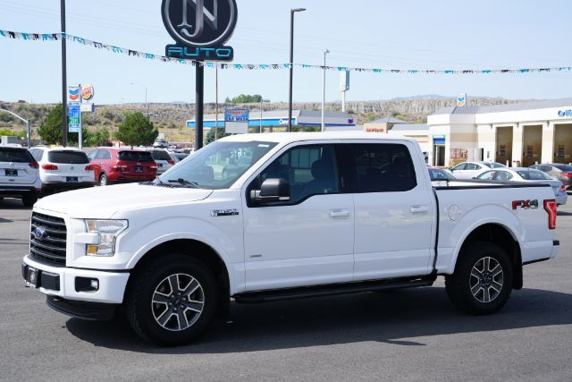 2016 Ford F-150 XLT Supercrew 4WD FX4 Huntington UT