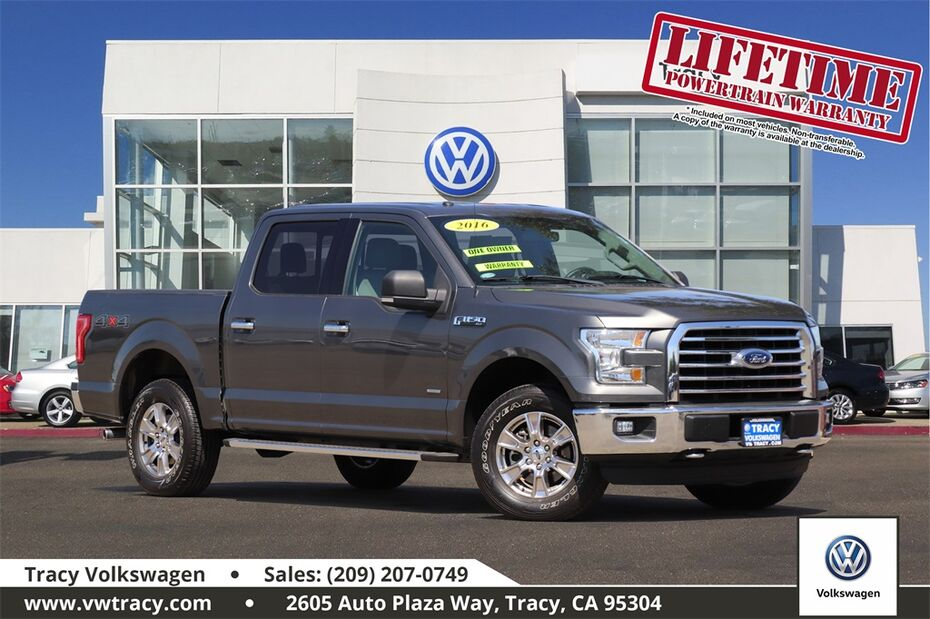 2016 Ford F-150 XLT Tracy CA