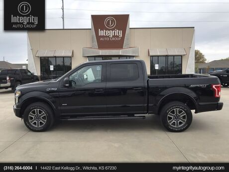 2016 Ford F-150 XLT Wichita KS