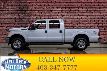 2016_Ford_F-250_4x4 Crew Cab XLT_ Red Deer AB