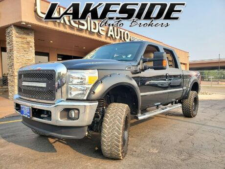 2016 Ford F-250 SD Lariat Crew Cab 4WD Colorado Springs CO