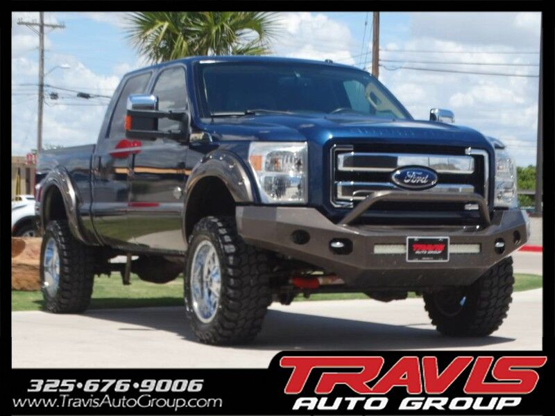 2016 Ford F-250 Super Duty KING RANCH Abilene TX