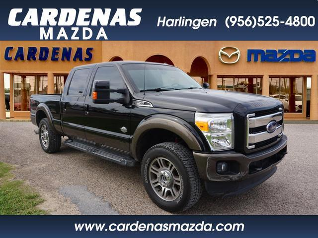 2016 Ford F-250 Super Duty King Ranch Harlingen TX