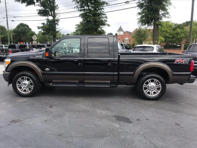 2016 Ford F-250 Super Duty King Ranch Raleigh NC