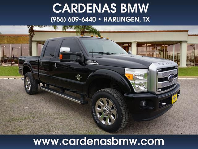 2016 Ford Super Duty >> Used 2016 Ford F 250 Super Duty Lariat In Harlingen Tx