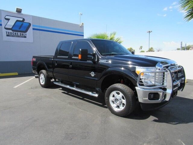 Ford Trucks 2016 >> 2016 Ford F 250 Super Duty Lariat