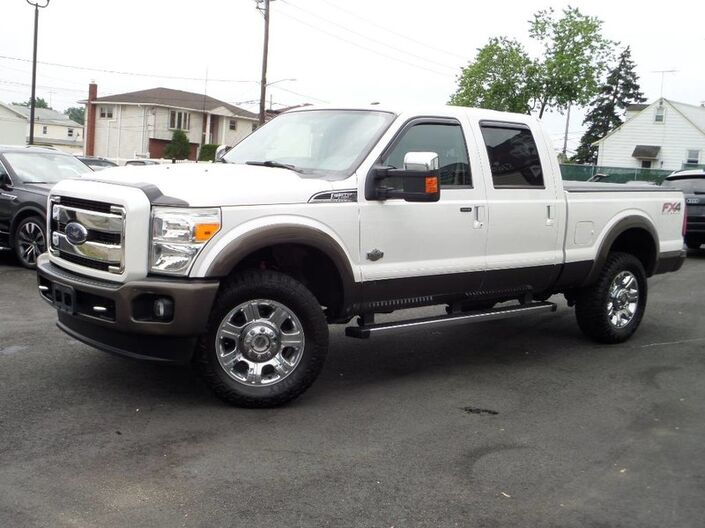 2016 Ford F-250 Super Duty SRW King Ranch Elmont NY