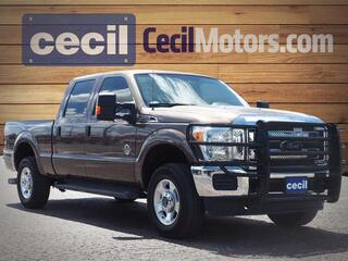 Ford F-250 Super Duty XLT 2016