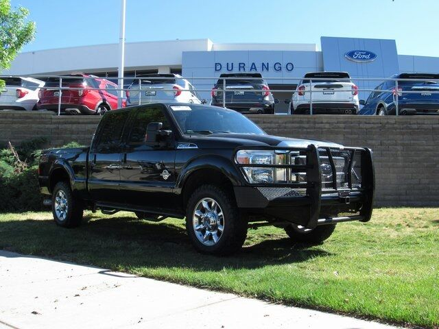 2016 Ford F-250SD Lariat Durango CO