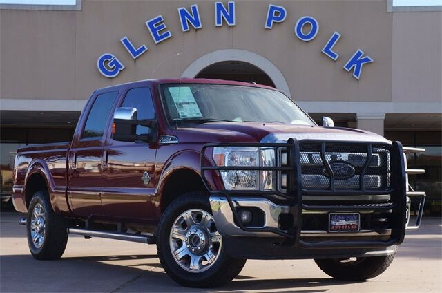 2016 Ford F-250SD Lariat Gainsville TX