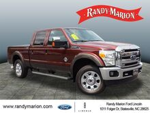 2016_Ford_F-250SD_Lariat_ Hickory NC