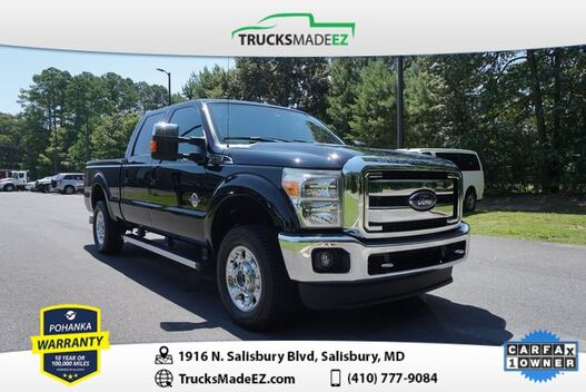 2016_Ford_F-250SD_Lariat_ Salisbury MD