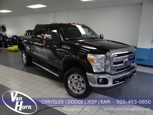 2016 Ford F-250SD Lariat Stoughton WI