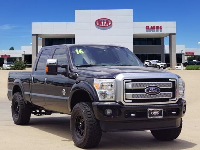 2016 Ford F-250SD Platinum Carrollton TX