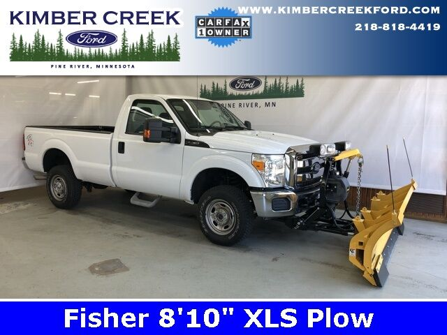2016 Ford F-250SD XL Pine River MN