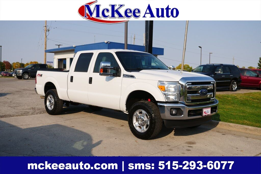 2016 Ford F-250SD XLT Des Moines IA