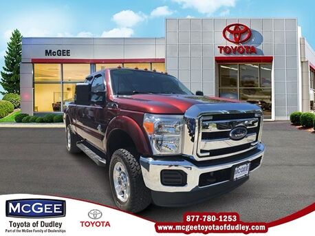 2016_Ford_F-250SD_XLT_ Dudley MA