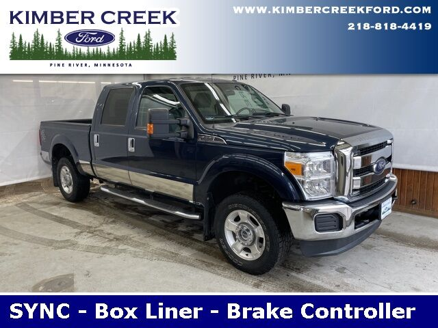 2016 Ford F-250SD XLT Pine River MN