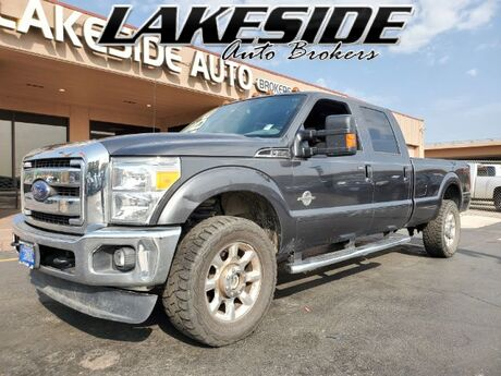 2016 Ford F-350 SD Lariat Crew Cab 4WD Colorado Springs CO