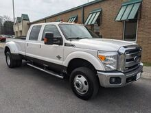 2016_Ford_F-350 SD_Lariat Crew Cab Long Bed DRW 4WD_ Knoxville TN