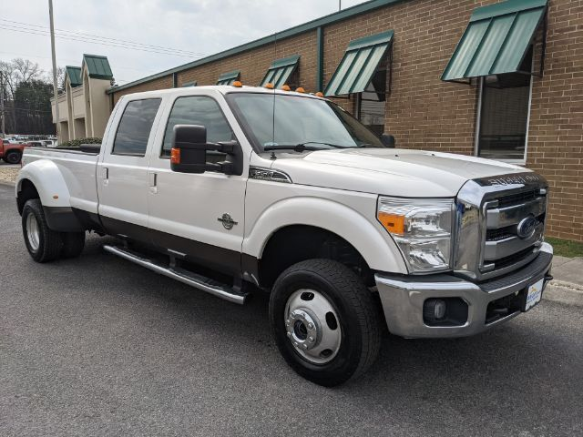 2016 Ford F-350 SD Lariat Crew Cab Long Bed DRW 4WD Knoxville TN