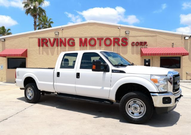 2016_Ford_F-350 SD_XL Crew Cab Long Bed 4WD_ San Antonio TX